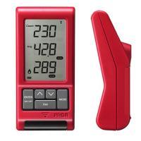 ゴルフスイングのヘッドスピードや野球、サッカーのボールスピードを測定できるマルチスピード測定器「NE...