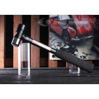 スチールとウレタンの2つのヘッドを備えた高強度のブラックシャフトハンマーです。  ■型式:BHC-0...