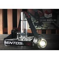 【新商品】 GENTOS GH-100RG 大型ベゼル搭載 LEDヘッドライト 1100lm 高出力ハイブリットモデル ジェントス