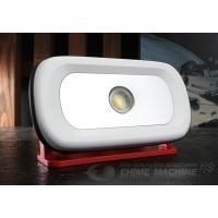 2m落下耐久&耐塵防水(1m)型 面発光LED搭載で充電池とAC電源を選んで使える投光器。  照射角...