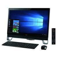 デュアルTVチューナーを搭載した23型液晶一体型PC  OS:Windows 10 Home 64b...