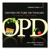 Oxford Picture Dictionary 2nd Edition(English/Japa...