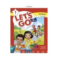 Let's Go 5th Edition 1 Workbook with Online Practice