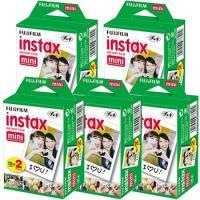 写真感度:ISO800 光沢面 インスタントカメラinstax miniチェキシリーズに対応したフィ...