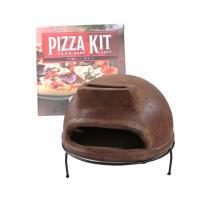 届いたその日からピザが焼ける豪華5点セット!ご家庭でもアウトドアでも本格派気分でピザを焼こう!ピザを...