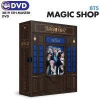 【数量限定1次予約】【 DVD / BTS 防弾少年団 2019 BTS 5TH MUSTER [ MAGIC SHOP ] 】 バンタン ファンミーティング ペンミ
