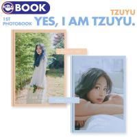 ★初回特典付★【1次予約】【 TWICE TZUYU 1st フォトブック Yes, I am Tzutu. /バージョン選択可 】 TWICE トゥワイス ツゥイ 写真集 PHOTOBOOK 公式グッズ