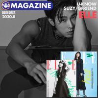 【1次予約】【 GFRIEND 特集 / 韓国雑誌 ELLE 2020年8月号 】ヨジャチング ヨチン 掲載