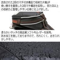 バッグ ボディバッグ メンズ 防水加工 斜めがけ 縦型 カジュアル 二層 ワンショルダーバッグ OCEAN BG-041