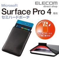 ソフトレザー素材とクッション性のあるEVA素材を使用してMicrosoft(R) Surface(T...
