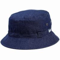 価格もお値打ちで形もよく、しっかりしていて満足度の高い帽子を多くリリースしているルーベンから、デニム...