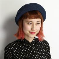 どんなファッションとも相性が良く、メンズ・レディース共に春夏も大人気のベレー帽。 とっても軽く通気性...