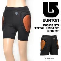 バートン(BURTON) WOMEN'S TOTAL IMPACT SHORTとなります。  【Bu...