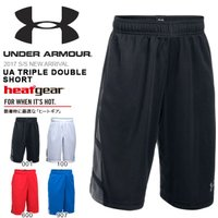 アンダーアーマー(UNDER ARMOUR) UA TRIPLE DOUBLE SHORT になりま...