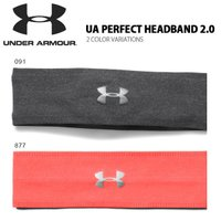 アンダーアーマー(UNDER ARMOUR) UA PERFECT HEADBAND 2.0 になり...