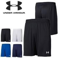 送料無料 ハーフパンツ アンダーアーマー UNDER ARMOUR UA メンズ ショート パンツ ショーツ サッカー ランニング トレーニング スポーツ 1365024 得割10