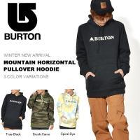 バートン(BURTON) Mountain Horizontal Pulloverとなります。  ・...