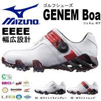 ミズノ(MIZUNO) ジェネム004ボア EEEE(ゴルフ) になります。  ジャパンラストのフィ...
