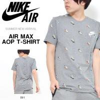 NIKE AIR MAX AOP T-SHIRT ナイキ エアマックス AOP Tシャツ 紳士・男性...