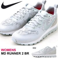 NIKE WOMENS MD RUNNER 2 BR ナイキ ウィメンズ MD ランナー 2 BR ...