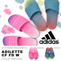 adidas (アディダス) ADILETTE CF FD W になります。  レディース・女性・婦...