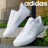 スニーカー アディダス adidas ADIPACE VS メンズ アディペース ローカット 3本ライン カジュアル シューズ 靴 2019秋新色 ブラック ホワイト