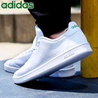 期間限定 30%off 送料無料 スニーカー アディダス adidas ADVANCOURT アドバンコート メンズ レディース シューズ 靴 ホワイト EE7690