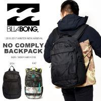 ビラボン(BILLABONG) バックパック リュック ザック かばん 鞄 BAG スケートボード固...