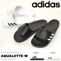 adidas (アディダス) AQUALETTE W になります。  レディース・女性・婦人 シャワ...