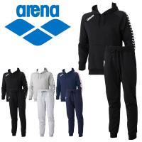 arena(アリーナ) スウェットパーカー & スウェットパンツ 上下組 となります。  メ...