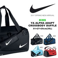 NIKE YA ALPHA ADAPT CROSSBODY DUFFLE ナイキ YA アルファ ア...