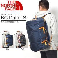 THE NORTH FACE (ノースフェイス) BC DUFFEL S(ベースキャンプ ダッフルS...