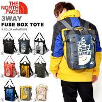 THE NORTH FACE (ノースフェイス) BC FUSE BOX TOTE(BCヒューズボッ...