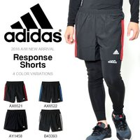 adidas (アディダス) M RSP ショーツ になります。  メンズ・紳士・男性 3本線のデザ...