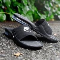 ナイキ サンダル メンズ レディース NIKE エア マックス キャムデン スライド メンズ レディース エアマックス ブラック 黒 BQ4626