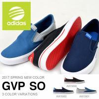 adidas (アディダス) GVP SO になります。  メンズ・男性・紳士 リラックスした雰囲気...