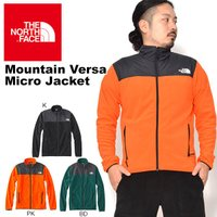 THE NORTH FACE(ザ・ノースフェイス)Mountain Versa Micro Jack...