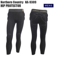 Northern Country HIP PROTECTOR ○厚さ10mmの耐衝撃・耐久・保温に優...