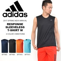adidas (アディダス) RESPONSE スリーブレスTシャツM になります。  メンズ・男性...