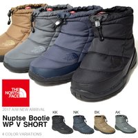 THE NORTH FACE (ノースフェイス) Nuptse Bootie WP V SHORT(...
