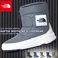 THE NORTH FACE (ノースフェイス) Nuptse Bootie WP V Logowe...