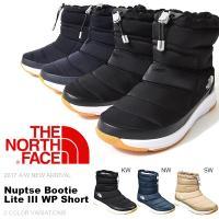 THE NORTH FACE (ノースフェイス) Nuptse Bootie Lite III WP...