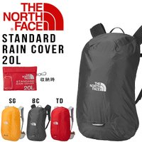 THE NORTH FACE (ノースフェイス) STANDARD RAIN COVER 20L(ス...