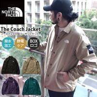 再入荷 コーチジャケット THE NORTH FACE ザ・ノースフェイス The Coach Jacket メンズ np21836 スクエアロゴ ナイロンジャケット 2019春新色