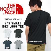 ザ・ノースフェイス(THE NORTH FACE)ショートスリーブスモールボックスロゴティー(S/S...