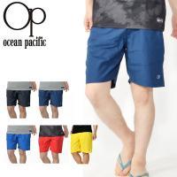 サーフパンツ オーシャンパシフィック Ocean Pacific OP メンズ 水着 ボードショーツ 海水パンツ サーフィン プール 519420 2019夏新作 20%off