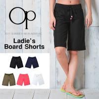 OCEAN PACIFIC/OP(オーシャンパシフィック)Ladie's Board Shorts ...