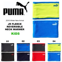 PUMA JR FLEECE REVERSIBLE NECK WARMER 053124 プーマ ジ...