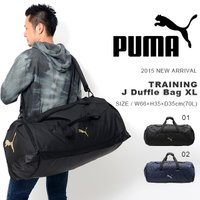 PUMA Training J Duffle Bag XL プーマ トレーニングJ ダッフルバッグ ...