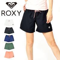 ROXY(ロキシー)LUNCH CALM(ボードショーツ)婦人・女性用  軽やか素材のショートパンツ...